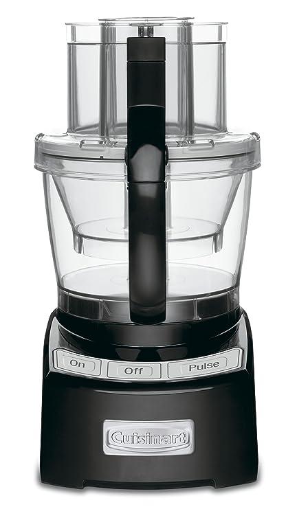 amazon com cuisinart fp 12bk elite collection 12 cup food processor rh amazon com Cuisinart Catalog 1 2 Cup Food Processors