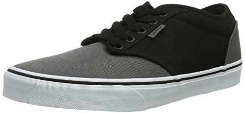 Hombre Color Gris Negro Bmx Vans Para Mix Canvas Atwood Zapatillas R1q70q