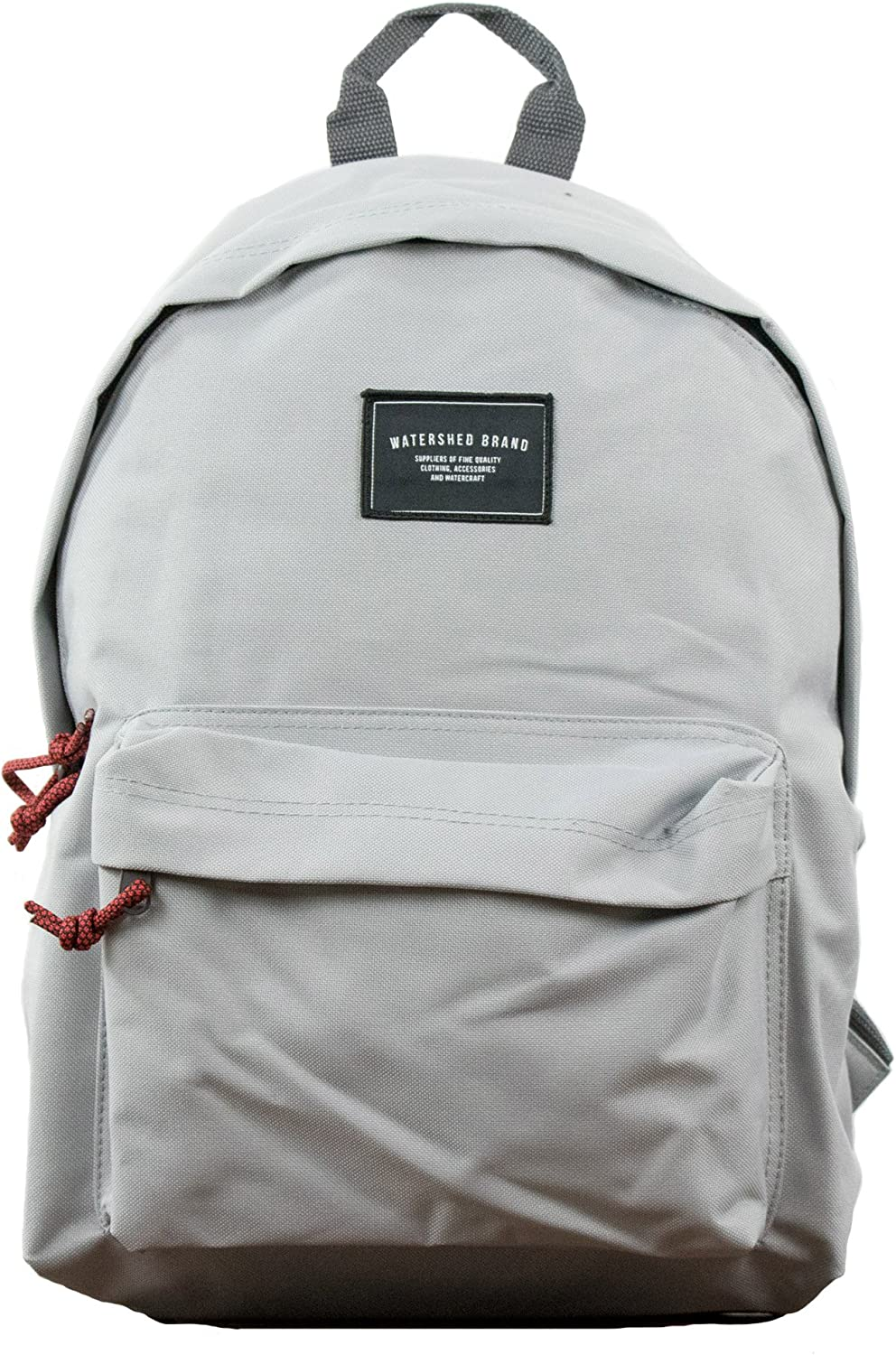 Watershed Recycled Union Backpack Ash Grey