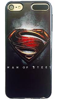 premium selection 05db0 a0861 Amazon.com: Marvel Ipod Touch 5th Gen Flexible Hard Case Captain ...