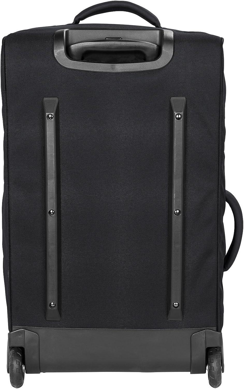 Amazon Prime - VAUDE Reisegepäck Trolly Turin M (schwarz, 70l Volumen) für nur 61,27€