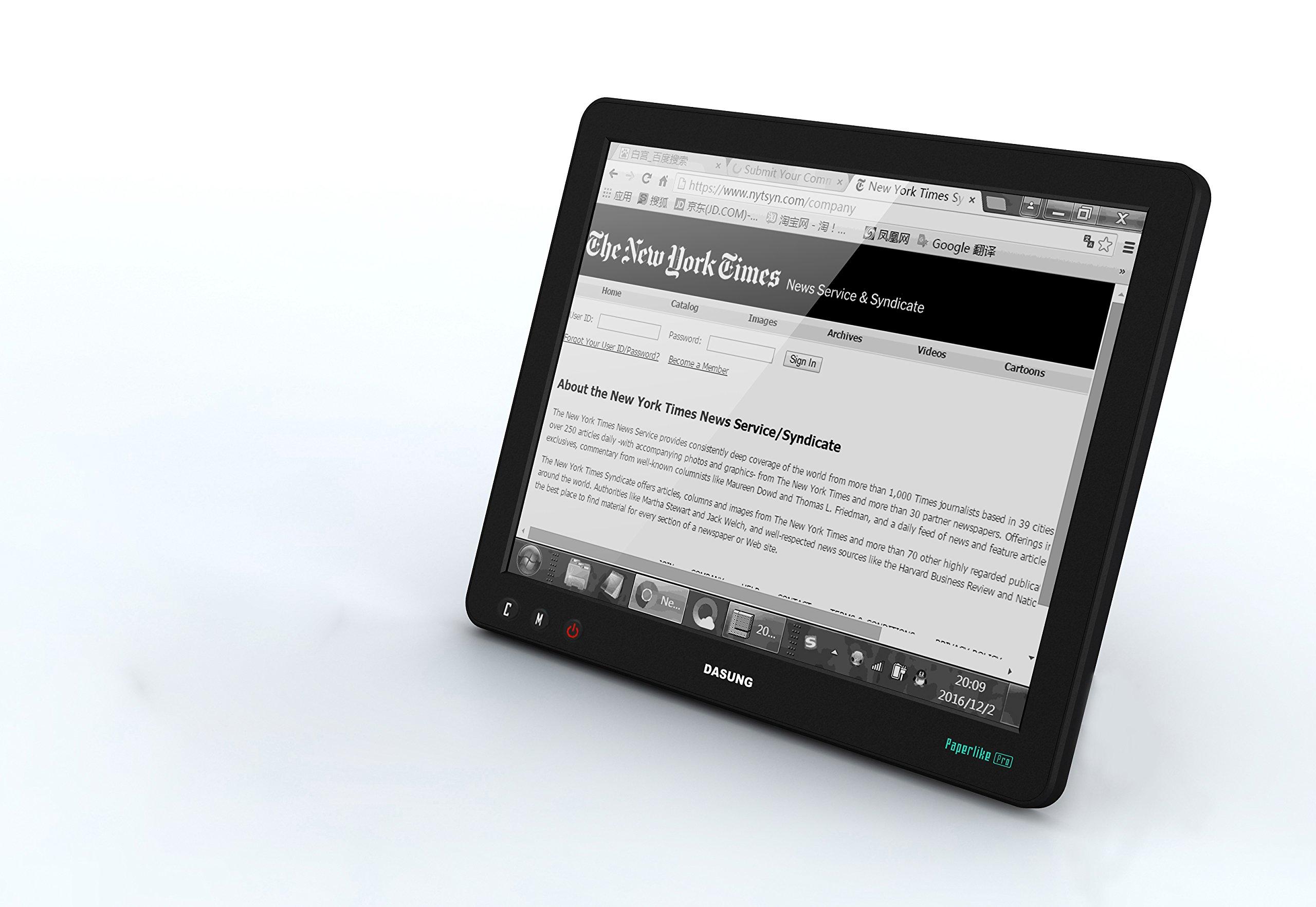 Dasung E-Ink Paperlike Pro 13.3'' Monitor