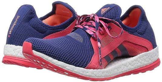 Sports damen Schuhe adidas Pureboost X AQ6698 Blau