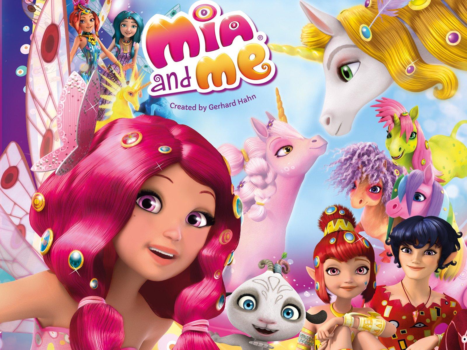 Amazon Co Uk Watch Mia And Me Prime Video
