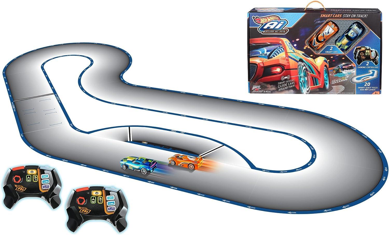 Hot Wheels - Circuito de Carreras I.A. (Mattel FBL83)