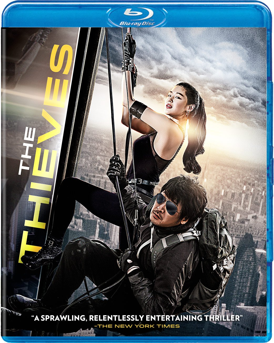 Blu-ray : The Thieves
