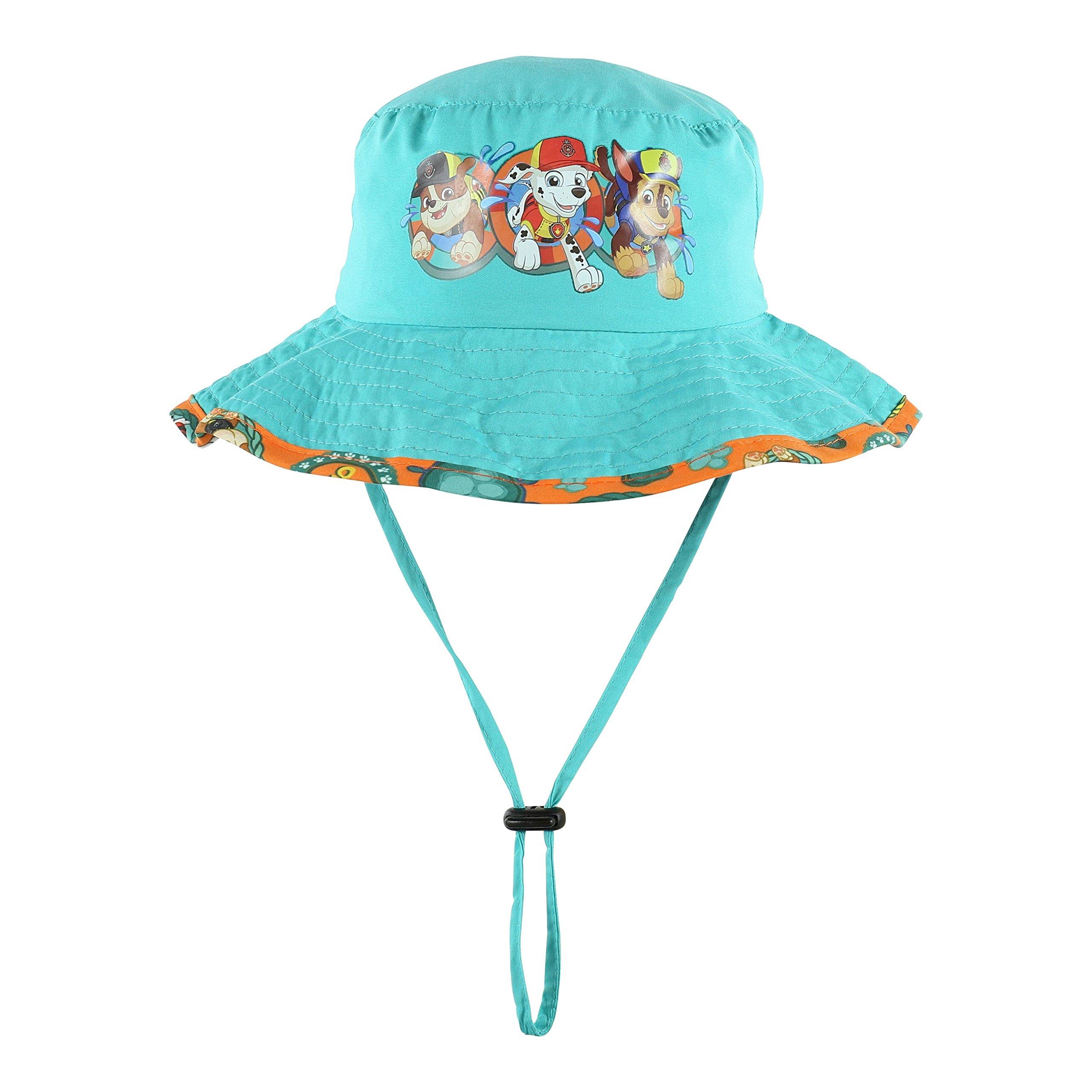Nick JR Paw Patrol Boys Sun Boonie Hat - 100% Cotton