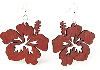 product image for Hibiscus Earrings