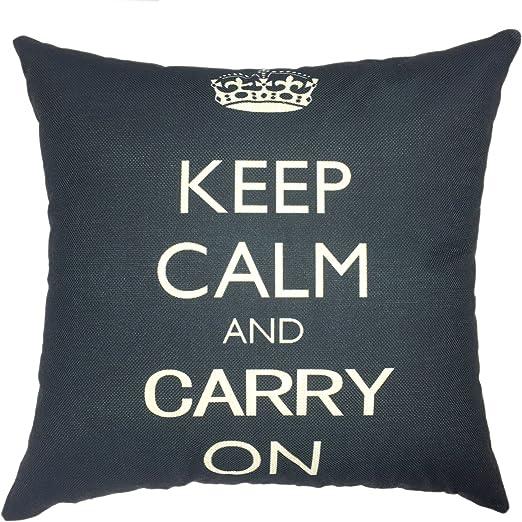 Decorbox Cotton Linen Square Decor Throw Pillow Case Cushion Cover Colorful Imagine 18 X 18 Inch