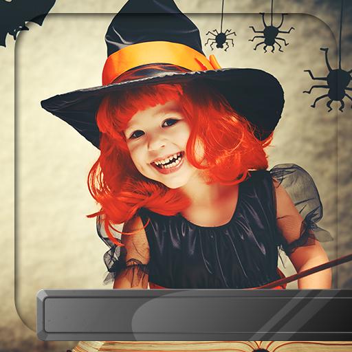 Halloween Photo Editor -