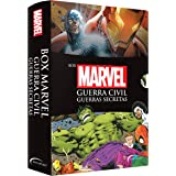 Box Marvel: Guerra Civil e Guerras Secretas