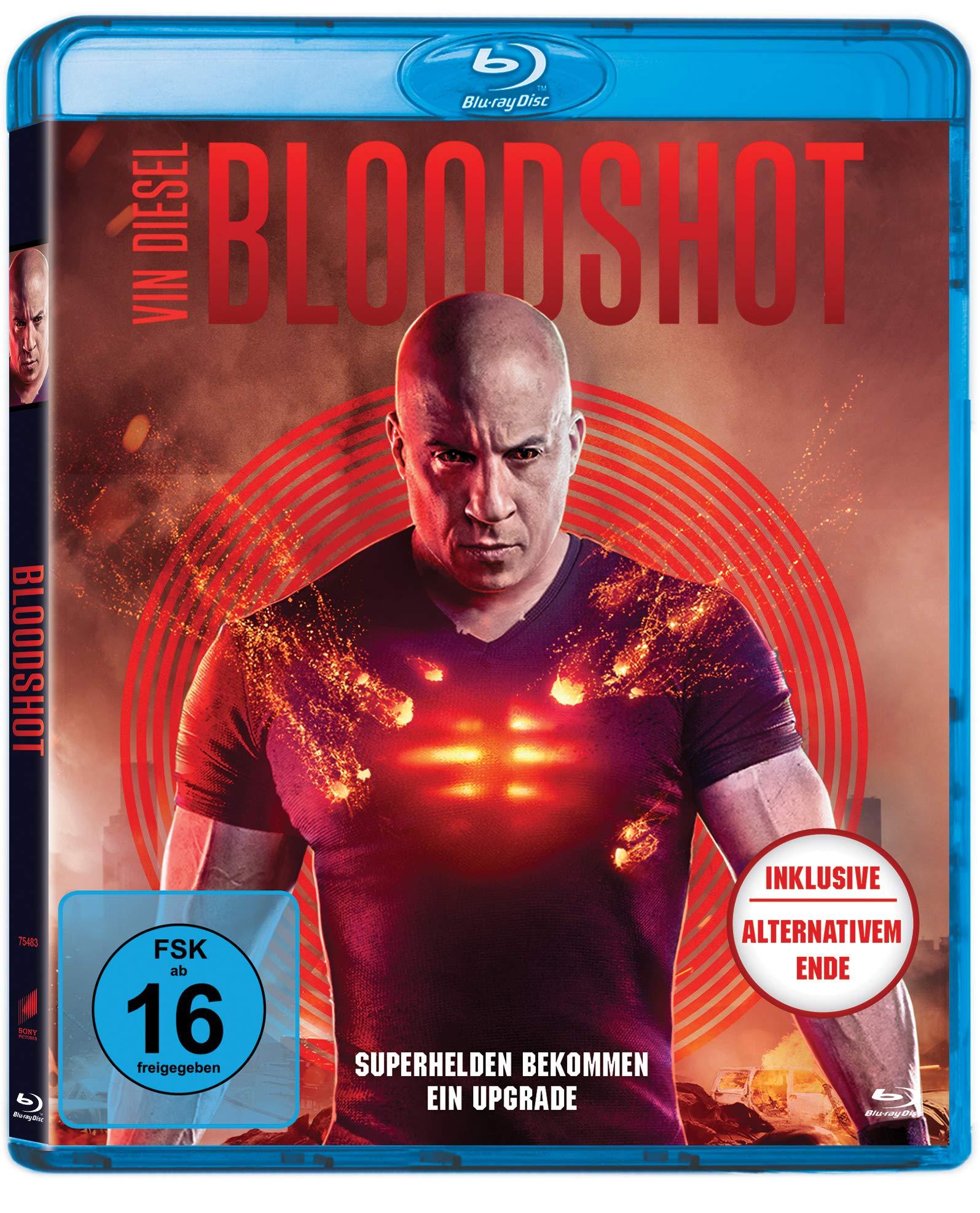 Bloodshot: Amazon.es: Heisserer, Eric, Layton, Bob, Perlin ...