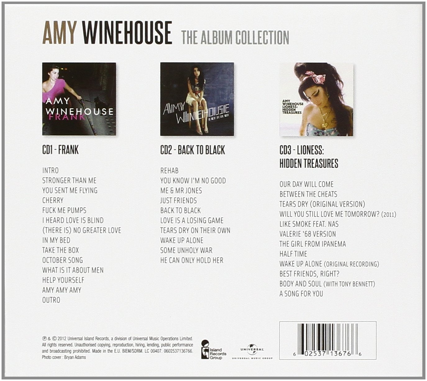 The Album Collection by Universal Republic (Image #1)