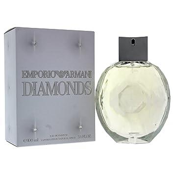7c6cfc8c42c5 Amazon.com   Giorgio ArmaniEmporio Armani Diamonds for Women - 3.4 ...