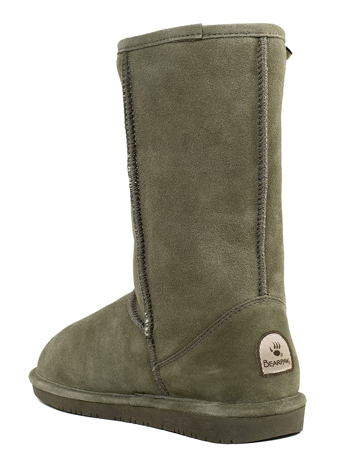 BEARPAW Women's Emma Fashion Boot B01M7WC077 11 B(M) US|Olive