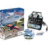 Jamara - 065160 - Easy Fly 4 - Simulateur de vol - Kit débutant GC