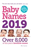 Baby Names 2019: Over 8,000 of this year's favourite names