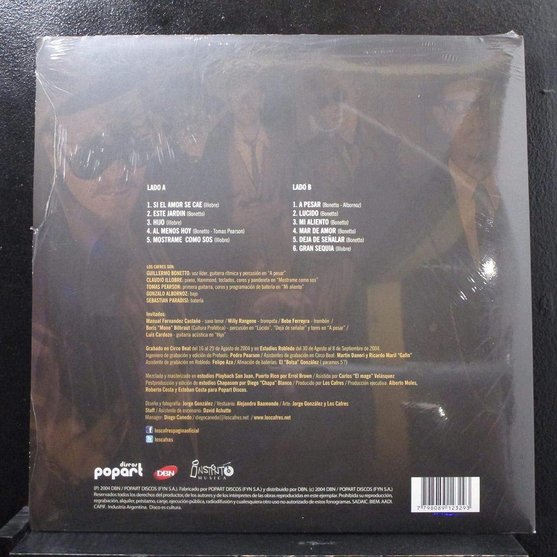 Los Cafres - Los Cafres - Suena La Alarma - Lp Vinyl Record - Amazon.com Music