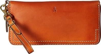 Frye Women s Casey Wristlet Orange Handbag  Handbags  Amazon.com 036f80eb1c