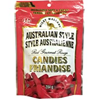 Wiley Wallaby Austalian Licorice - Red, 283 Grams