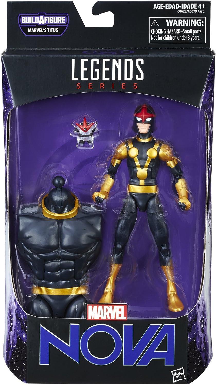 """Marvel Legends 6/"""" Inch Groot BAF Wave Nova Guardians of Galaxy Loose Complete"""