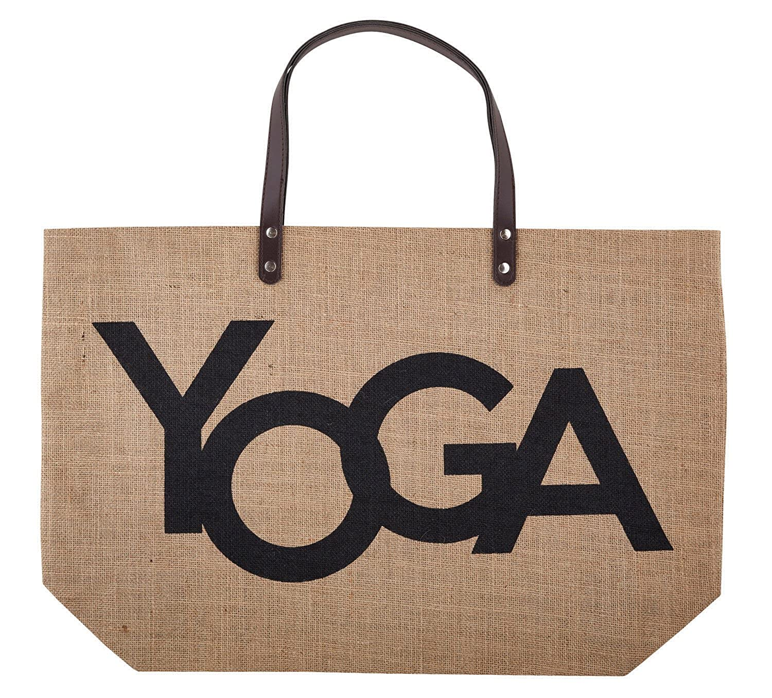 Amazon.com: Hold Everything Womens Large Jute Bag Tote ...