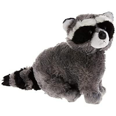 "Aurora World Flopsie Bandit Plush Racoon, 12"" - 30511: Toys & Games"