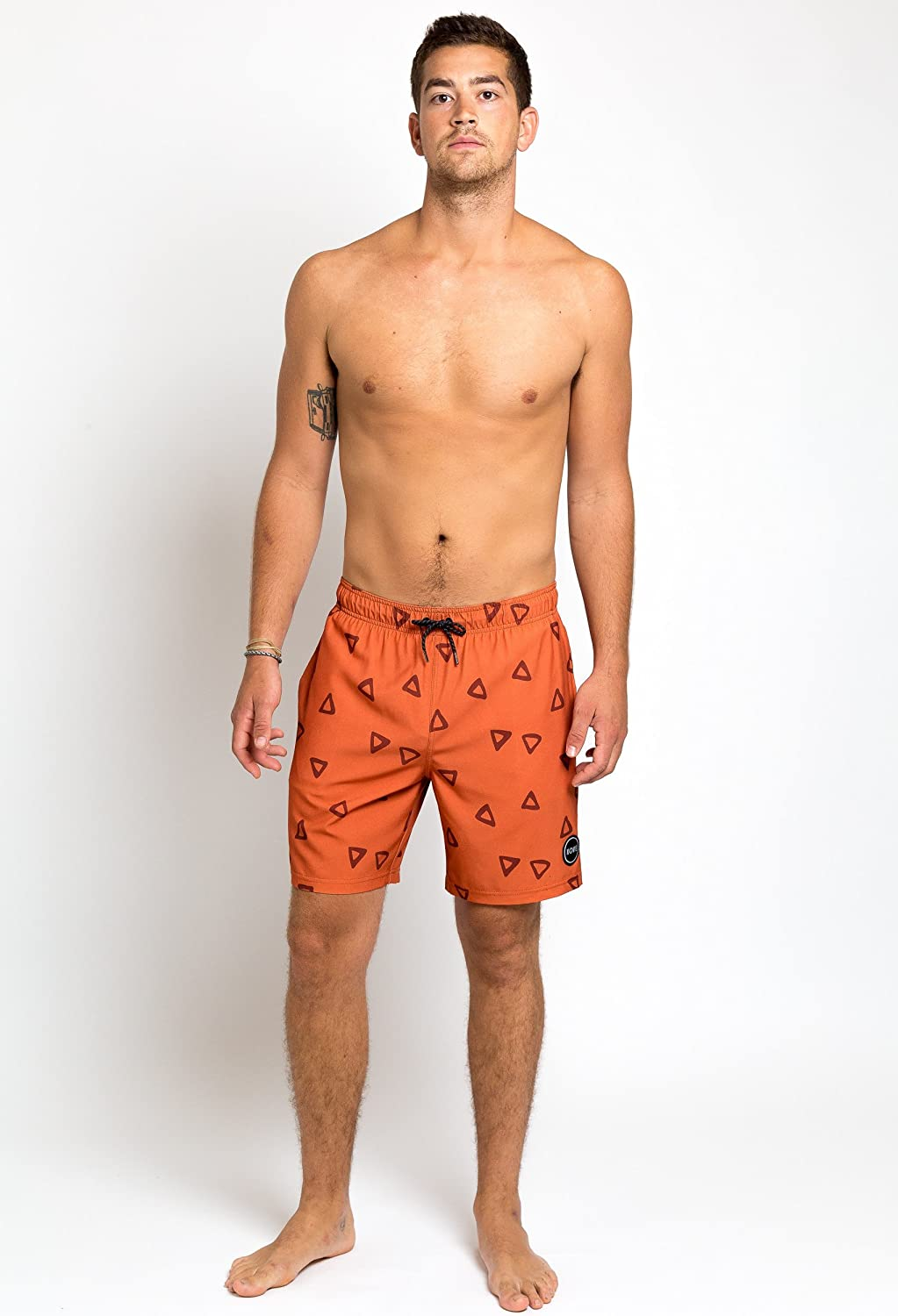 Kove Mondo Boardshorts Recylced Mens Quick Dry 4 Way Stretch 20 Matching Swimsuit