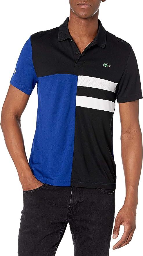 Lacoste Boys Sport Colorblock Ultra Dry Polo Shirt