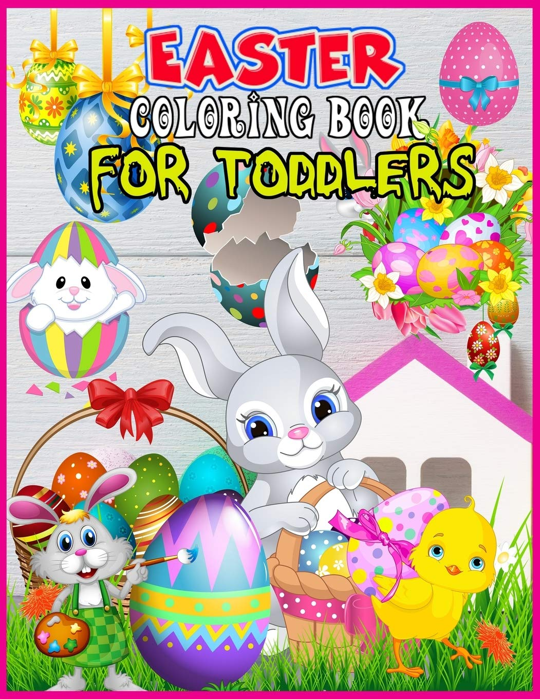 21+ Easter Coloring Pages - Free Printable Word, PDF, PNG, JPEG ... | 1360x1051