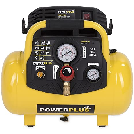 Compresor 1100 W 12l – powx1723