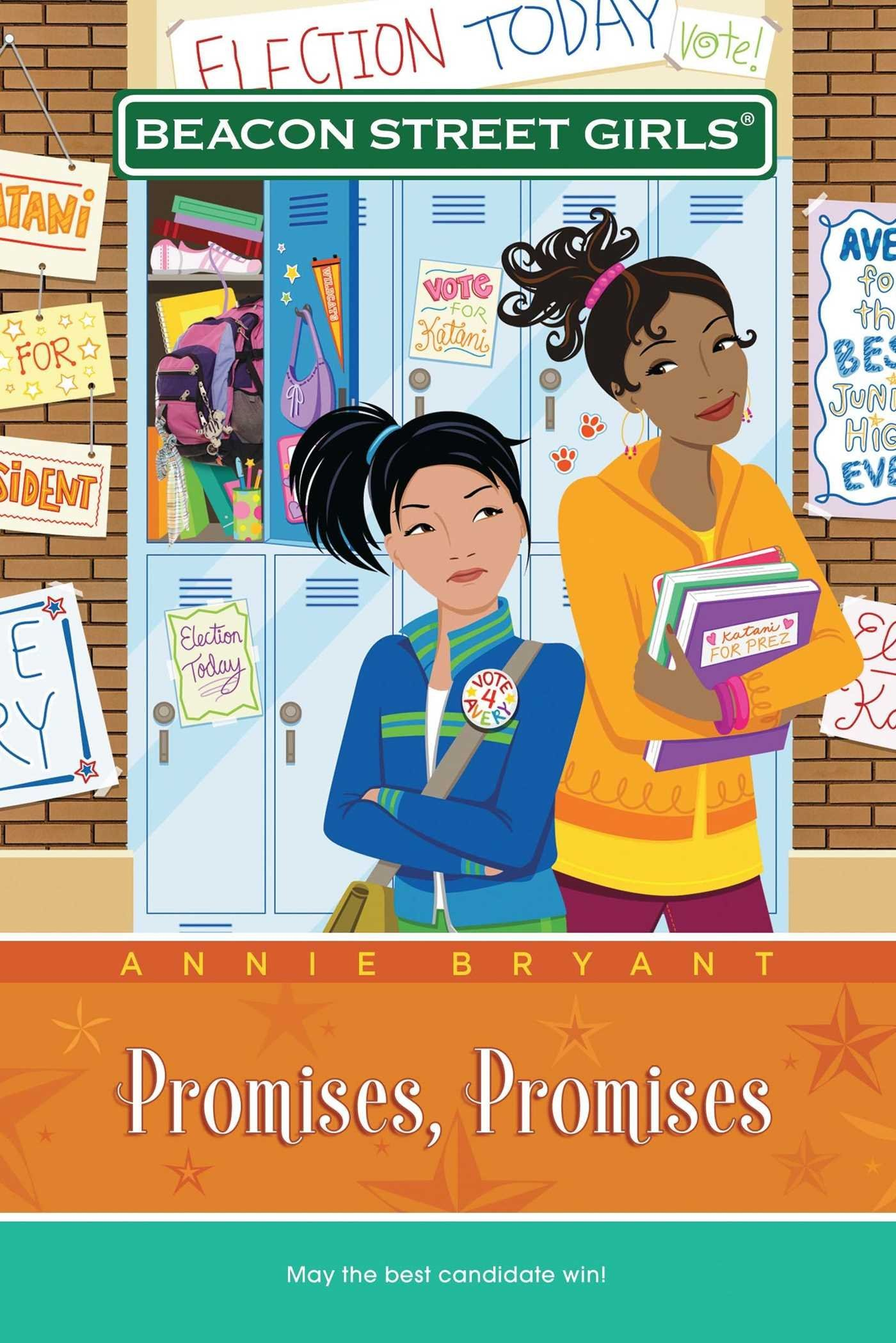 Read Online Promises, Promises (Beacon Street Girls #5) pdf epub