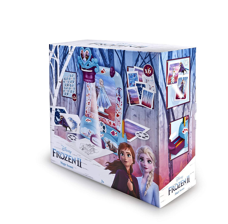 Magic Artist - Frozen 2 Magic Scenes, Proyector para Dibujar ...