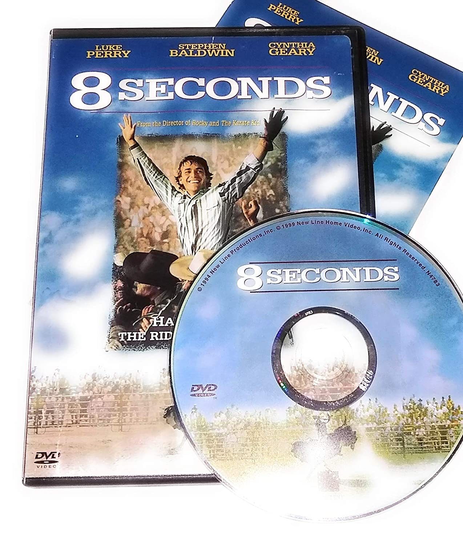 8 Seconds by New Line Home Video by John G. Avildsen
