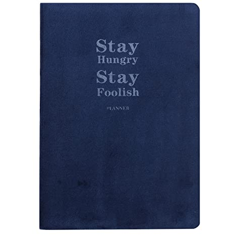 Weekly Planner 2018-2019, 5.8 x 8.3 inches Agenda Planners Notebook for Students, Professionals, for Organizing and Planning, Achieve Goals Increase ...