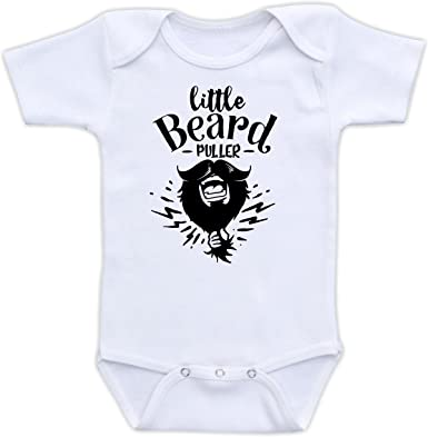 The Best Uncle/'s Have Beards Funny Cute Unisex Baby Grow Bodysuit