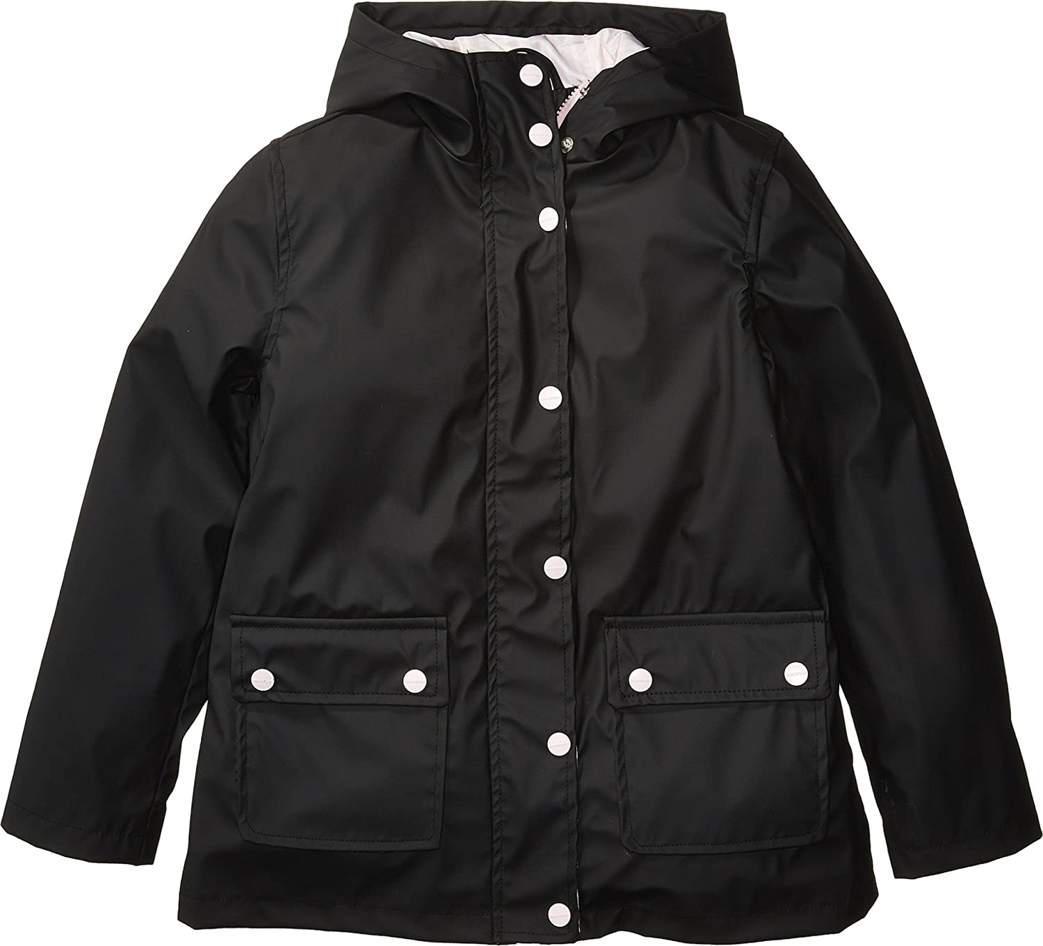 Little Kid//Big Kid Urban Republic Kids Womens Harper Pinstripe Raincoat