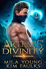 Artemis' Divinity: Reverse Harem Fantasy Romance (Cruel Gods Series Book 1) Kindle Edition