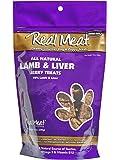 Real Meat Lamb Liver Jerky Dog Treats