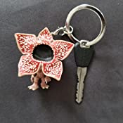 Funko Pop Keychain Stranger Things Demogorgon (Open Face) Action Figure