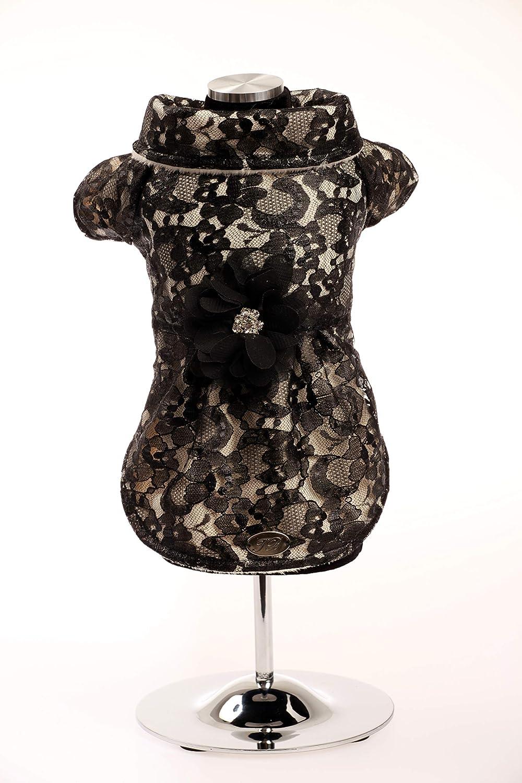 Trilly tutti Brilli CAP10.NERXS Dog Clothing, Black