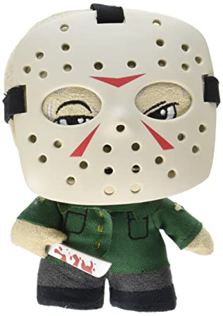 Peluche Jason Voorhees 14 cm. Verines 13. Línea Fabrikations. Funko
