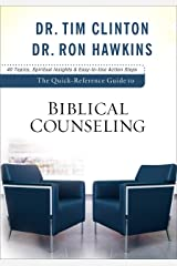 The Quick-Reference Guide to Biblical Counseling Kindle Edition