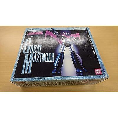 BANDAI Soul of Chogokin : GX-02 Great Mazinger Z: Toys & Games