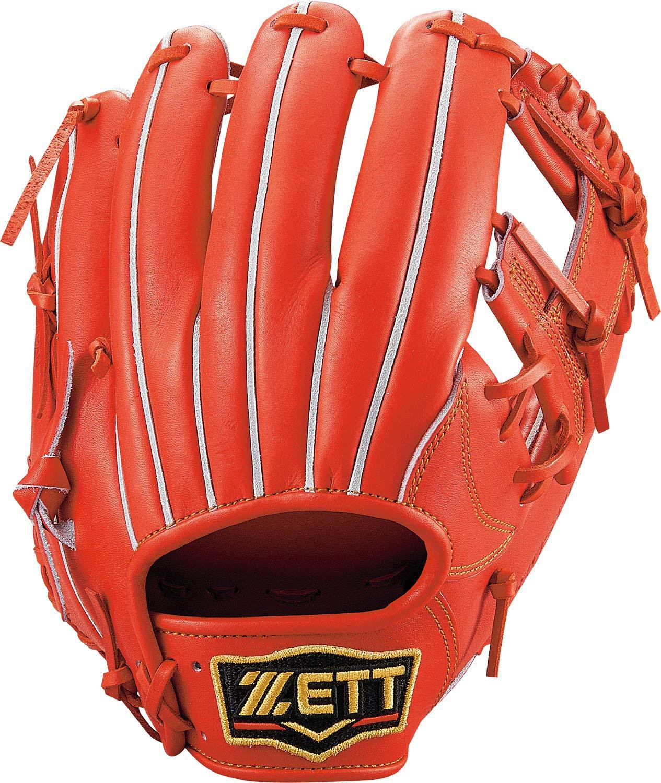 人気大割引 ZETT(ゼット) B07K38SMKM グラブ 硬式野球 プロステイタス グラブ (グローブ) セカンドショート用 右投げ用 日本製 日本製 BPROG760 B07K38SMKM ディープオレンジ ディープオレンジ, opass:ea8ab0ef --- a0267596.xsph.ru