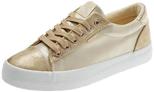 Mtng Roulement, Femmes Chaussures De Sport, Or (or Ville D'or / Or Scintillent / Champagne Crack), 38 Eu