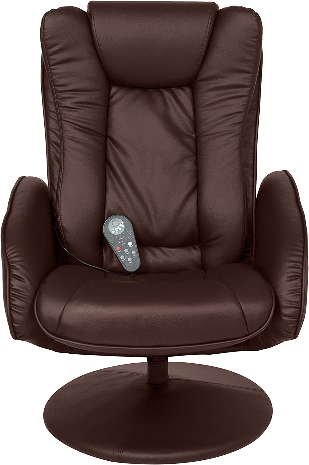 Best Choice Products Recliner Massage Chair with otoman