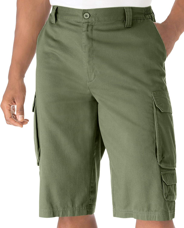KingSize Mens Big /& Tall 14 Cargo Shorts