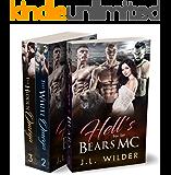 Hell's Bears MC: A Three Book Box Set