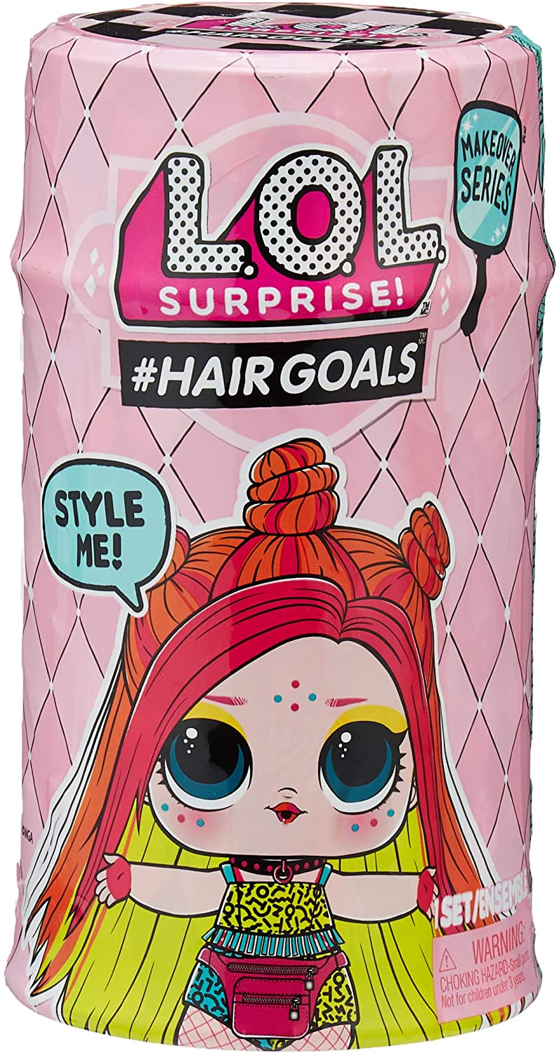 L.O.L. Surprise! 557067E7C Hairgoals, Serie 5-2A, Multicolore